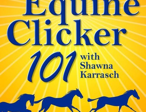 Shawna's Podcast on Equine Clicker Training