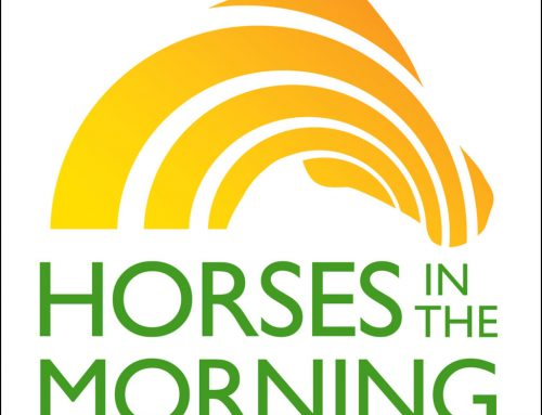 Shawna Karrasch featured in the Horses in the Morning CHA podcast
